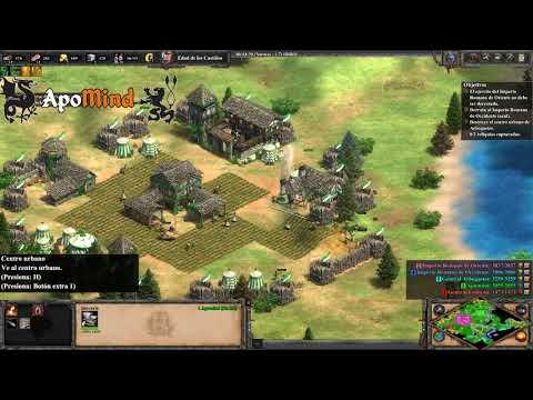 1. La batalla del río Frígido [DIFÍCIL] Alarico - Age of Empires II: Definitive Edition [AoE2DE]