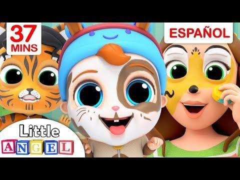 El Baile De Los Animales   Bebé Juan En Español