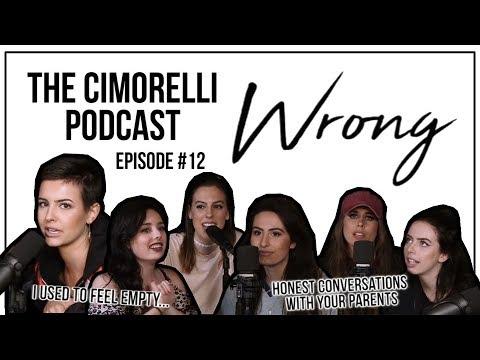 "The Cimorelli Podcast | Season 1 Episode 12 ""Wrong"""
