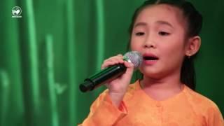 Cẩm Ly khen nức nở cô bé Nghi Đình khi hát Bún riêu cua đồng quá ngọt trong biệt tài tí hon