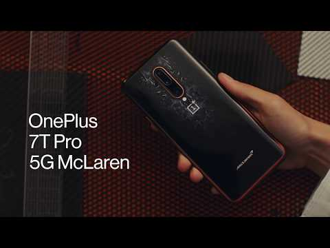 OnePlus 7T Pro 5G McLaren - 5G is NOW