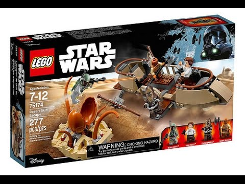 NEW! LEGO Star Wars 2017 Set Pictures! - YouTube