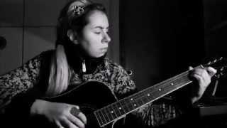 Karen Overton - Loving Arms - Acoustic version by Ergi