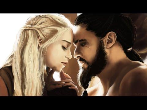 Ladies of Westeros - Плач Дэйенерис