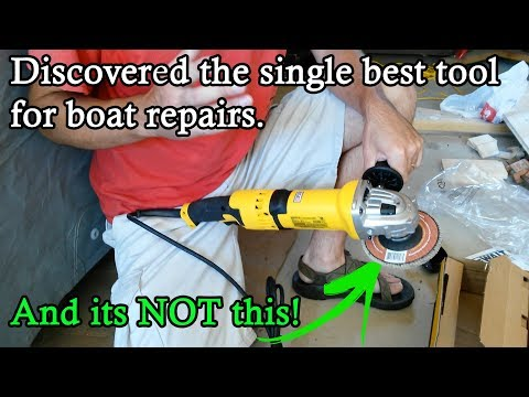 I Discover the Best Tool for Sailboat Repairs
