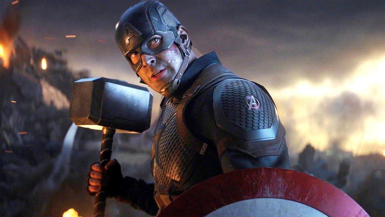 How Captain America Could Lift Thor's Hammer Mjolnir In Avengers ...