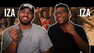 Baixar BRAZILIAN MUSIC | Iza, Ciara and Major Lazer - Evapora | Reaction