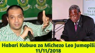 SHANGWE YANGA:Manji Akubali Kurudi Kwa Barua,Mkuchika Afunguka