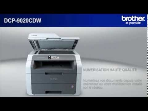 DCP-9020CDW : Imprimante Multifonction Laser | Brother