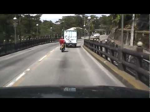 Marcos Highway - Onboard video clip of the entire length of Marcos Highway