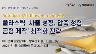 Autodesk Moldflow Summit 2021 …