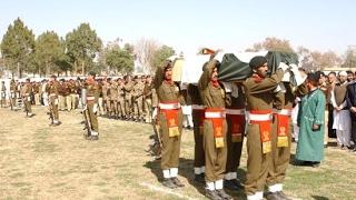 How Pak Army Perform Inshaheeds Janaza,my Friend Imran Shaheed,a Brave Man