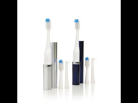 VIOlife Slim Sonic Deluxe II Toothbrush 2pack