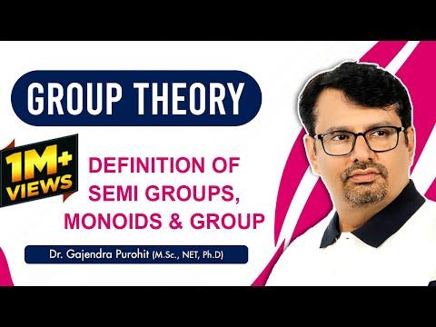 Group Theory | Semi-Group , Monoid | Abelian Group | Discrete Mathematics