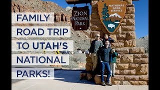 Embark on an Adventure to Utah's National Parks with 2 TRAVEL DADS thumbnail