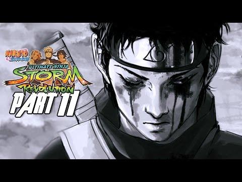 Naruto Shippuden: Ultimate Ninja Storm Revolution - Walkthrough Part 11, Gameplay Xbox 360