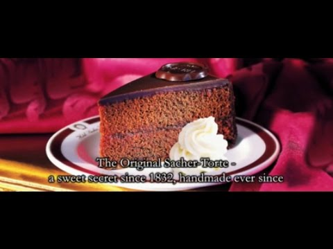 SACHER WIEN HOTEL - TORTE FILM - VIDEO PRODUCTION LUXURY TRAVEL FOOD FILM