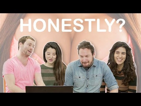 What Are Men Physically Attracted To? | Dating Game