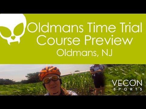 Oldmans NJ Time Trial NJBA 2015 Course Preview