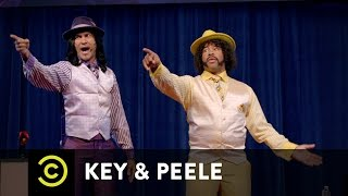 Key & Peele - Menstruation Orientation - Uncensored
