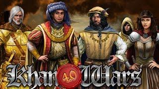 Khan Wars (Княжеские войны) видео обзор онлайн игры