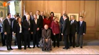 Wolfgang Schäuble und seine Chef-Qualitäten