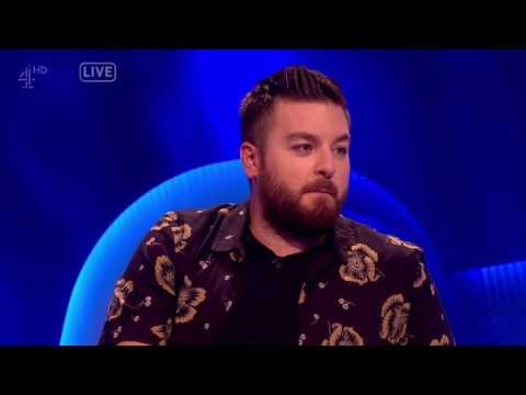 Alex Apologises For His Shirt - The Last Leg