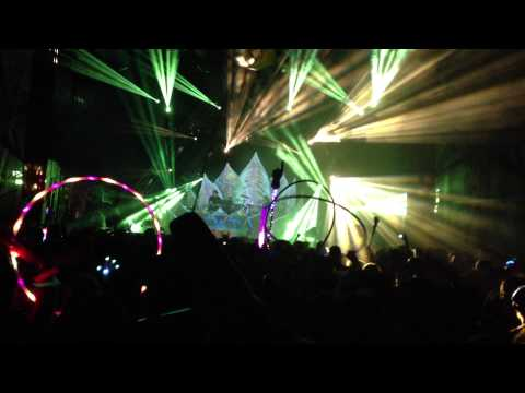 EOTO @ Electric Forest 2013