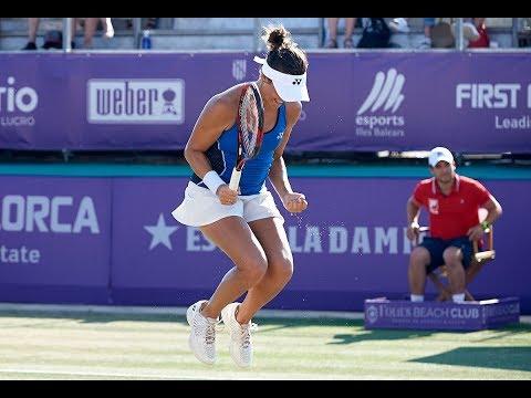 Tatjana Maria | 2018 Mallorca Open Final | Shot of the Day