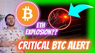 BITCOIN **RIGHT NOW** IN CRITICAL BATTLE ZONE - TARGETS HIT!! ETHEREUM *BLAST* INCOMING??