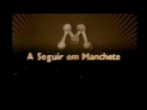 Intervalo Comercial Tv Manchete Fortaleza/CE (1984)