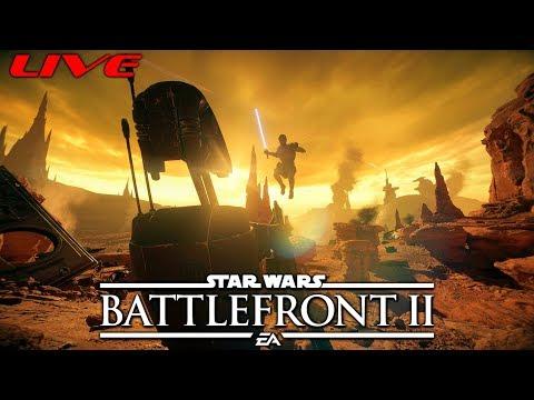 СТРИМ ДЛЯ СИЛЬНЫХ МУЖЧИН   Star Wars Battlefront 2   #starwars #battlefront #stream thumbnail