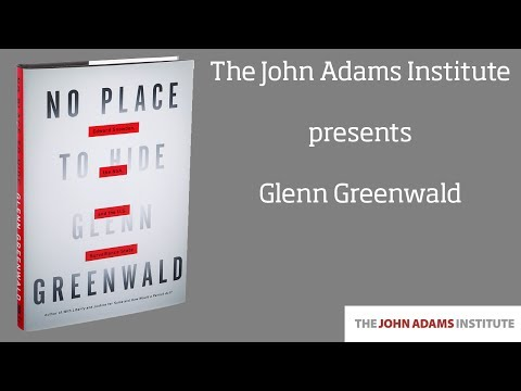 Glenn Greenwald No Place to Hide
