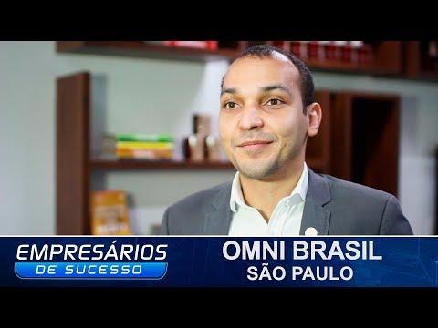 OMNI BRASIL, SÃO PAULO, EMPRESÁRIOS DE SUCESSO