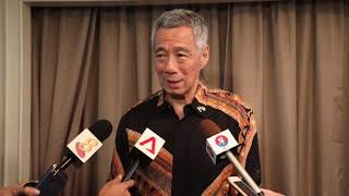 PM Lee Hsien Loong on his meeting with Malaysian PM Mahathir Mohamad