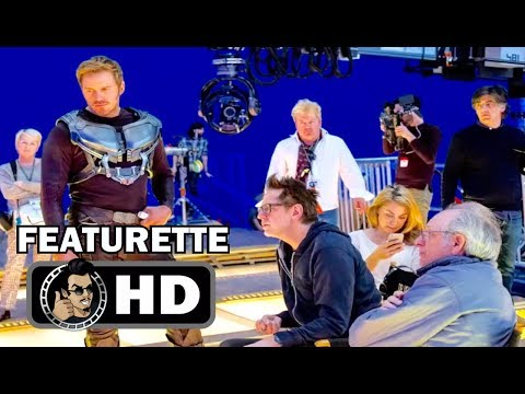 GUARDIANS OF THE GALAXY VOL. 2 - Bonus Features Compilation (2017) Chris Pratt Marvel Movie HD