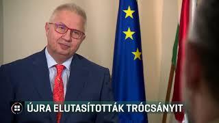 Újra elutasították Trócsányit 19-09-30