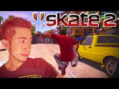 GLITCHES n' GIGGLES (Skate 2) | X7 Albert