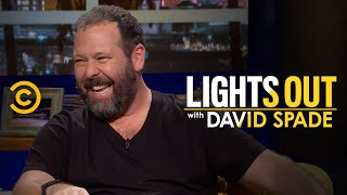 Bert Kreischer Doesn't Trust Alexa - Lights Out with David Spade