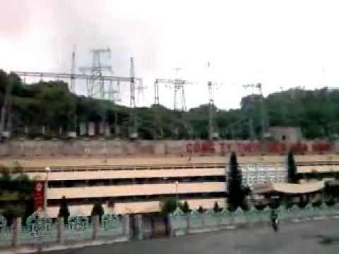 Cận cảnh thủy điện Hòa Bình - 2.flv