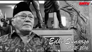 KICAU PUBLIK: Maestro Pematung Indonesia, Edhi Sunarso Wafat