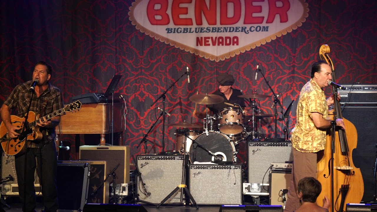 The Paladins @ The Big Blues Bender 2017: Tore Up From The Floor Up