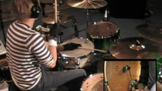 Silverchair - Drum COVER - Tomorrow - Pauly