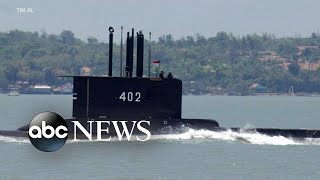 Submarine With 53 People Aboard Goes Missing L GMA