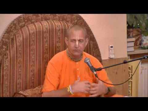 Шримад Бхагаватам 4.7.14 - Кришнадас Кавирадж прабху