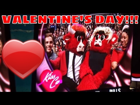 WILL BENNY THE BULL WORK HIS MAGIC ON VALENTINE