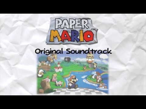 [Music] Paper Mario - Title Theme