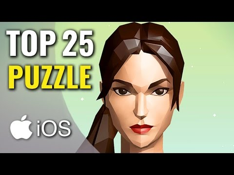 Top 25 Puzzle Games For Your IPhone And IPad