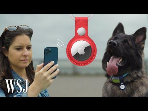 Apple AirTag vs.