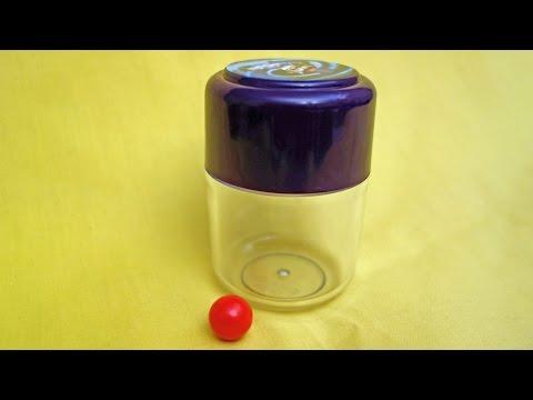 Ein-O Science - Magical Mystery Box of Science Magic Set: Vanishing Ball